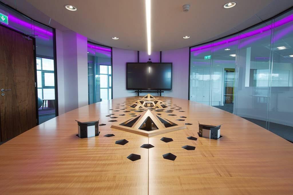 custom made corporate furniture
