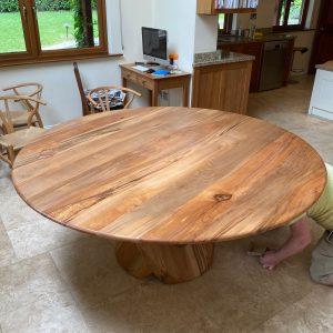 Bespoke Dining Table from Klimmek Furniture
