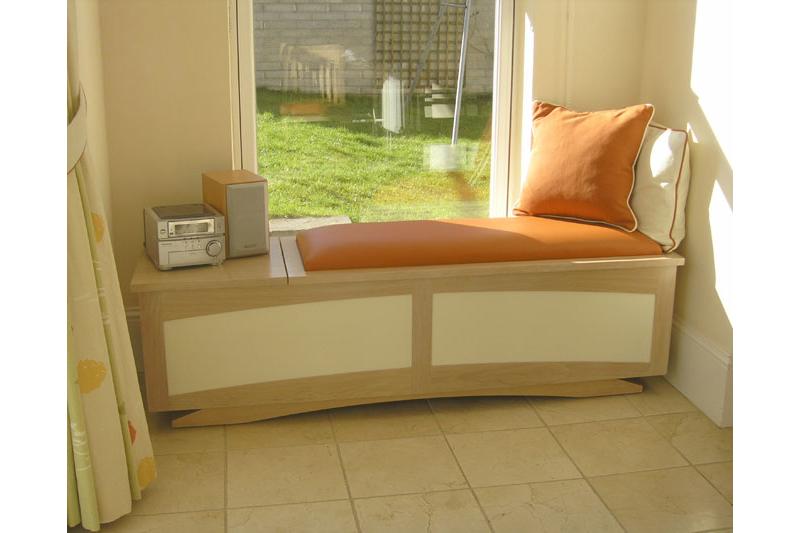 Storage Designs from Klimmek Furniture