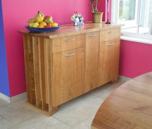 Sideboard Solid Cherry