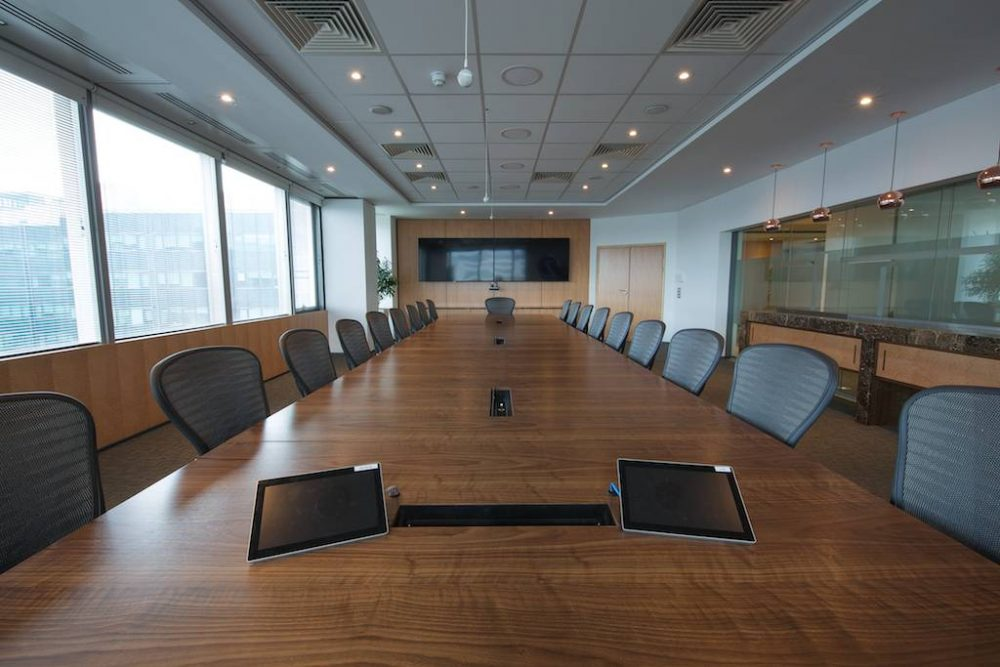 Conference Table Handmade in Ireland
