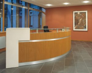 William Fry Reception Desk
