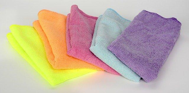 Micro-fibre cloth